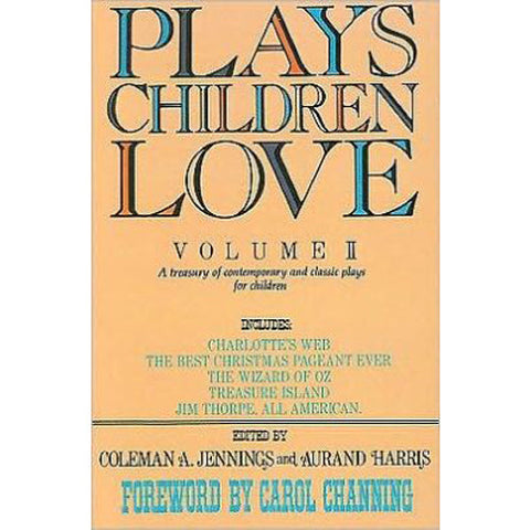 Plays Children Love