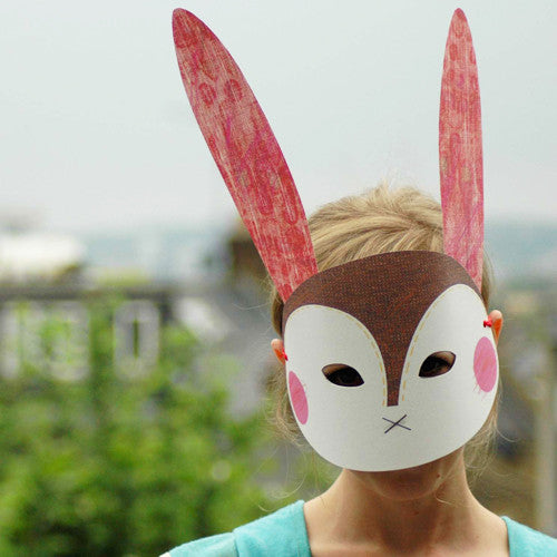 Handcrafted Rabbit Mask Kit