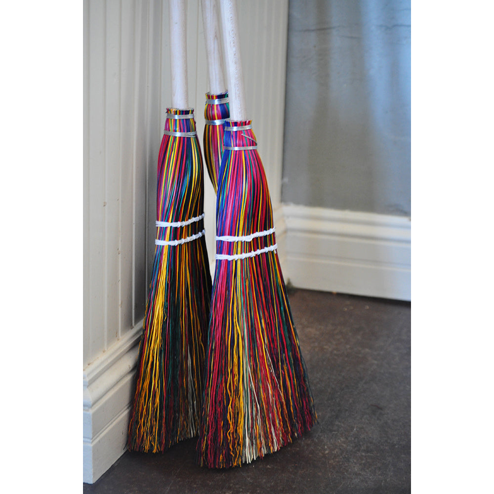 Rainbow Broom