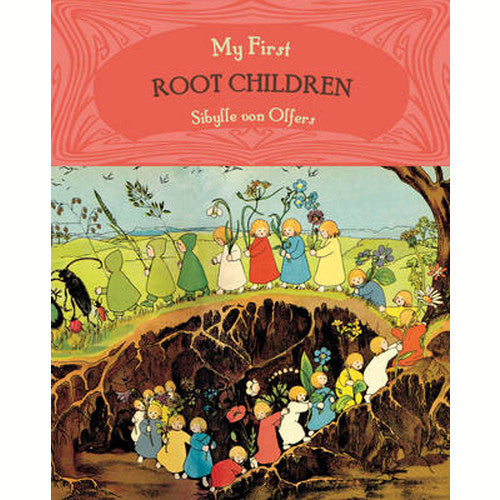 My First Root Children Board Book