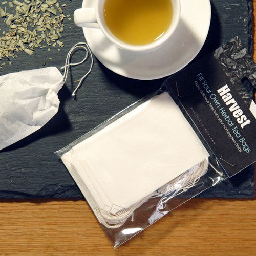 Fill Your Own Tea Bags