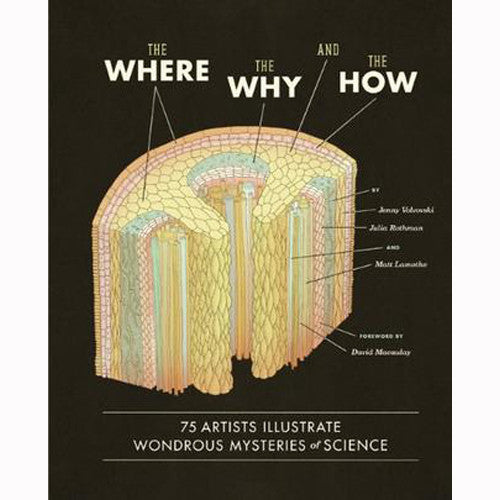 The Where, the Why and the How: 75 Artists Illustrate Wundrous Mysteries of Science