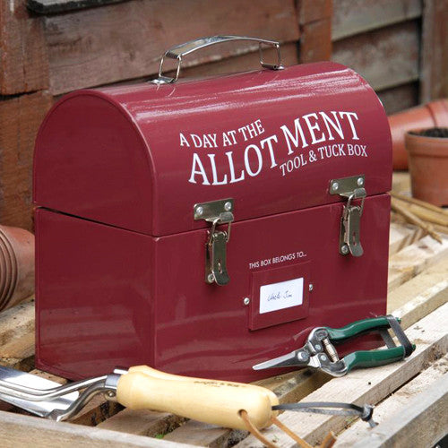 Gardener's Tool and Tuck Box