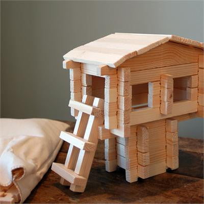 Earth Friendly Tree House Set