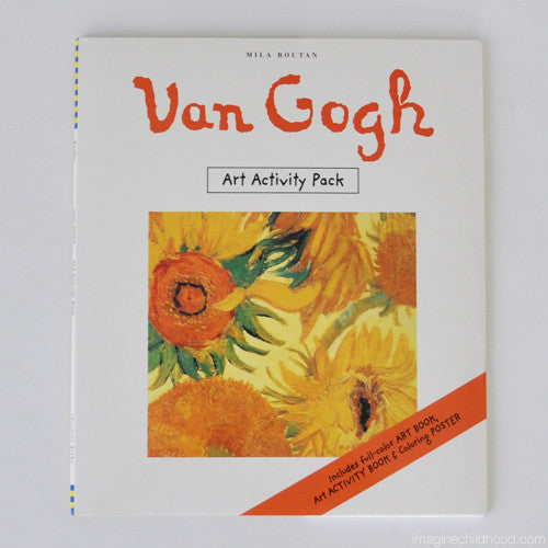 Art Activity Pack: Van Gogh
