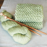 Baby's First  Organic Cotton  Washcloth Kit