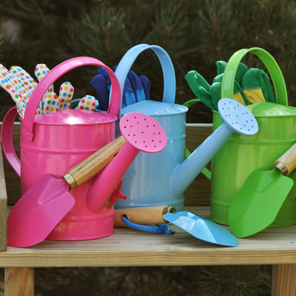 Watering Can Gardening Kits