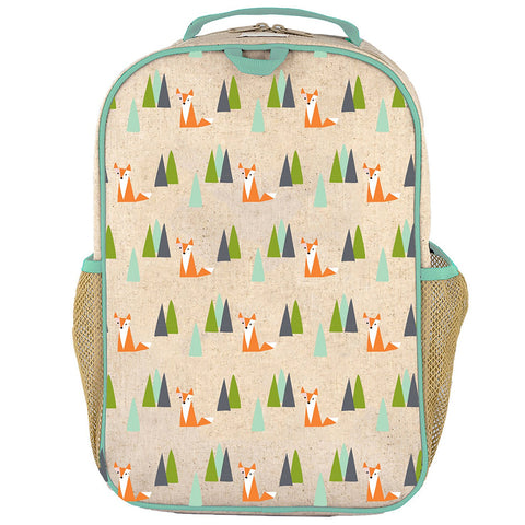 Olive Fox Backpack