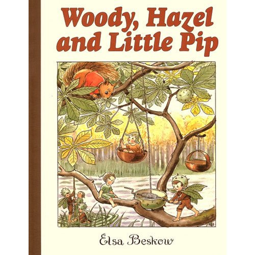 Woody, Hazel, and Little Pip
