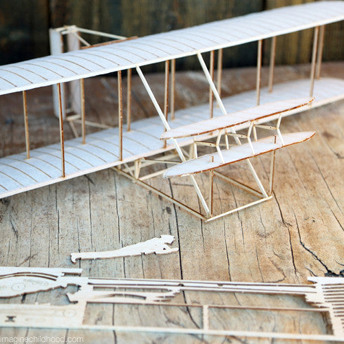 Wright Flyer Model Kit