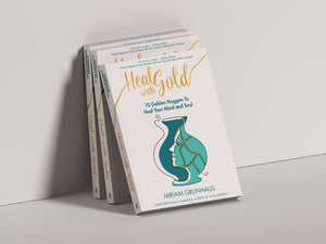Heal with Gold Book - PRE SELL