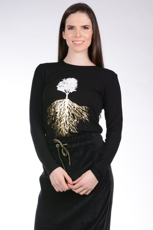 Tree T-Shirt - Long Sleeves