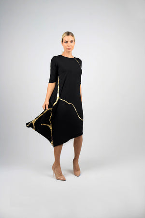 Hikari Dress - Kintsugi Collection