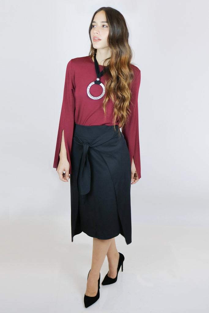 3-Way Skirt Punto Milano