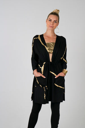 Ayame Jacket - Kintsugi Collection