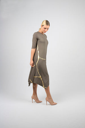 WS Hikari Dress - Kintsugi Collection