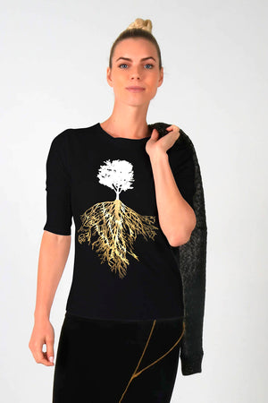 Tree T-Shirt - Kintsugi Collection