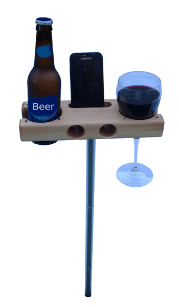 The Beverage Deck with stand