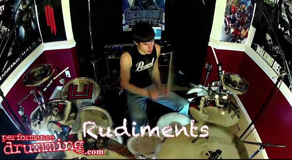 Rudiments And Chop Building