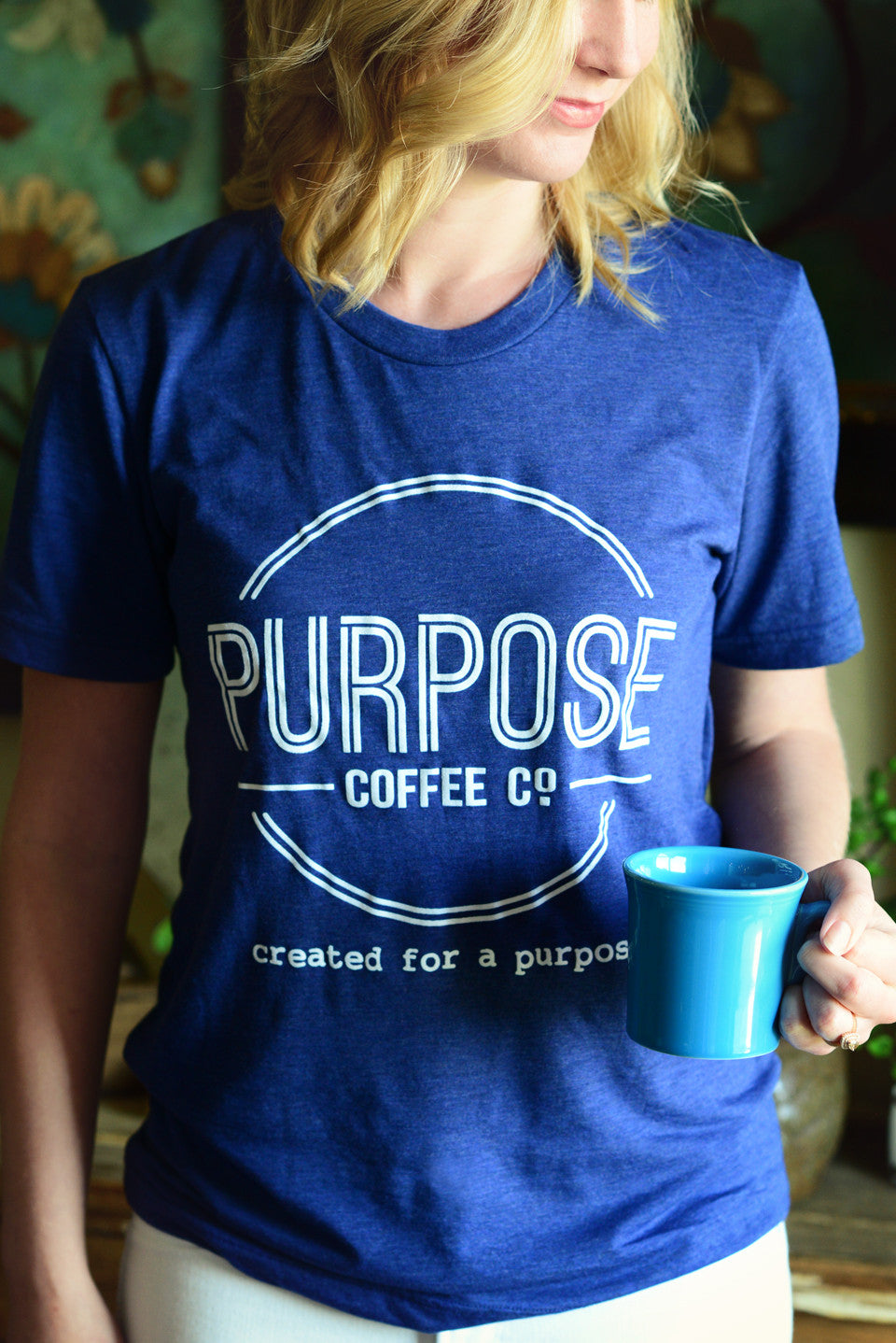 Signature Purpose Tee