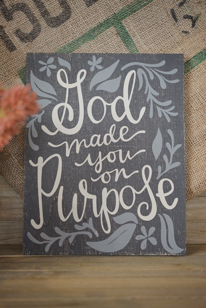 Made On Purpose Board