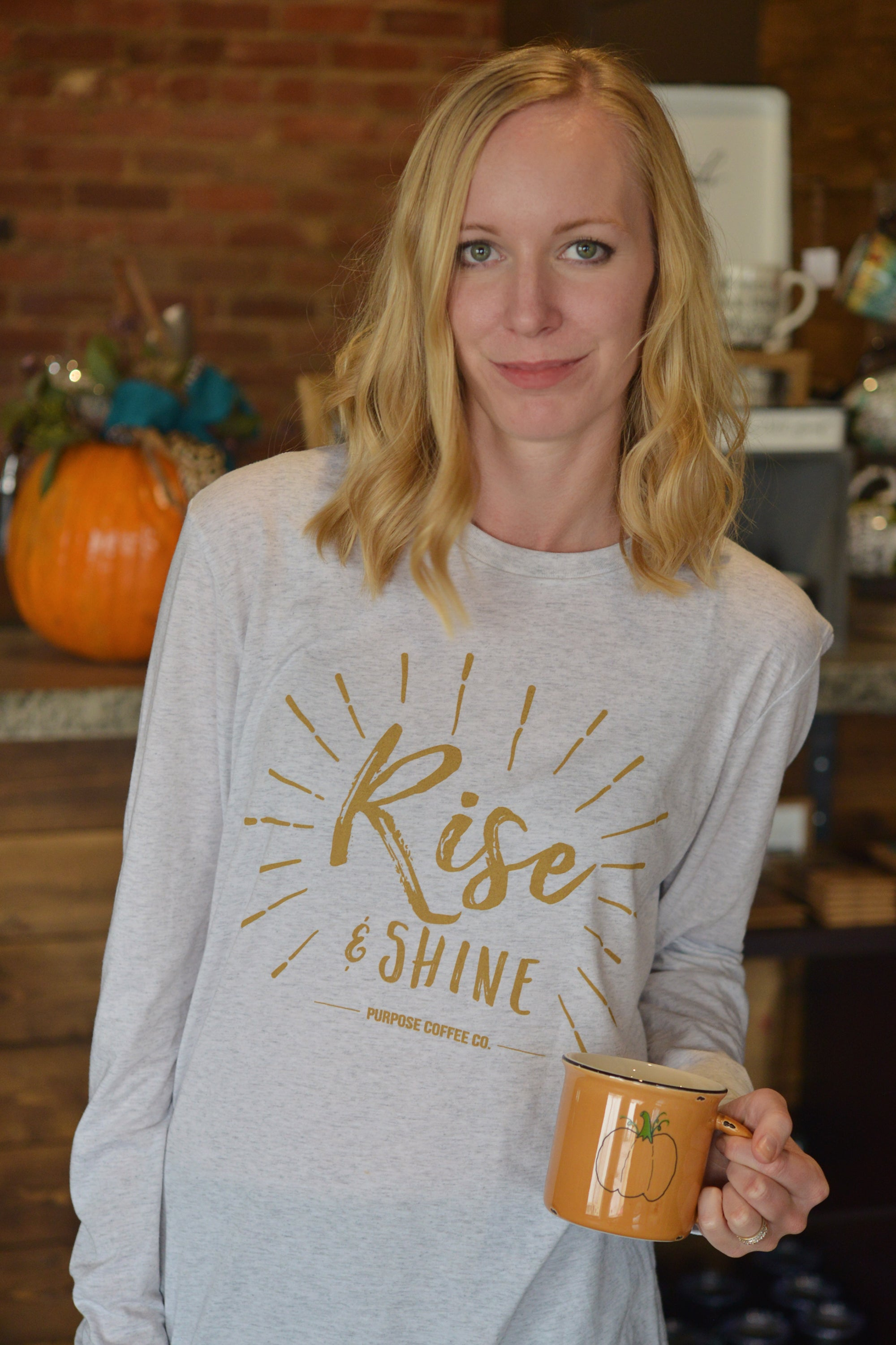 Rise & Shine Long Sleeve