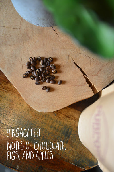 Yirgacheffe Coffee