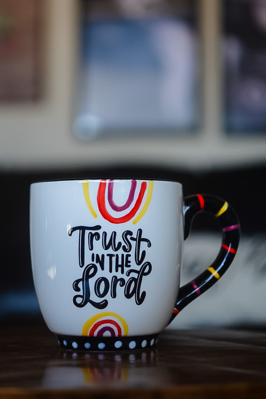 Trust in the Lord Mug