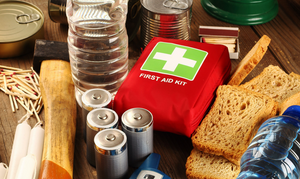 First Aid Kit Basics: Containers