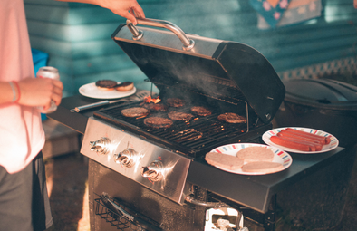 Grill Safety - Preventing and Treating Cookout Injuries