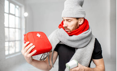First Aid Basics for Bad Winter Weather