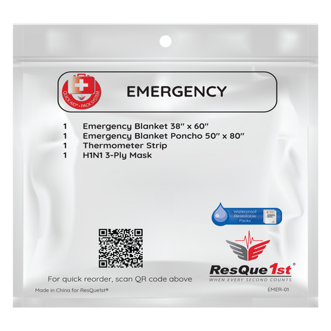 Picture of Quick Aid® Large Emergency Refill Pack