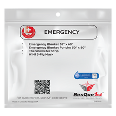 Quick Aid® Large Emergency Refill Pack