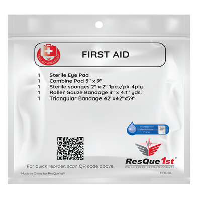 Quick Aid® Large First Aid Refill Pack