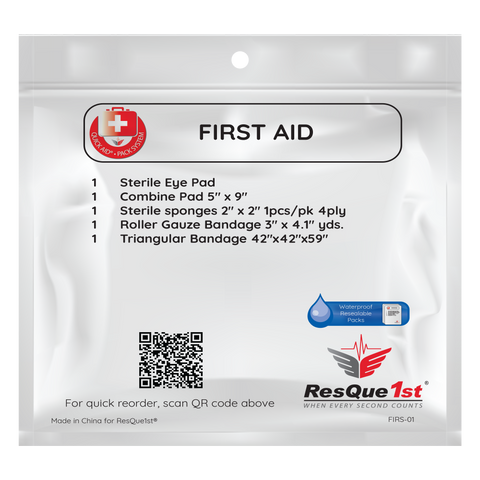 Picture of Quick Aid® Large First Aid Refill Pack