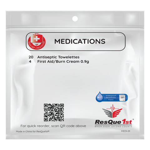 Picture of Quick Aid® Large Medications Refill Pack