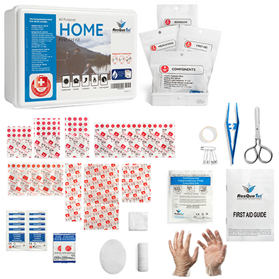 Quick Aid® Home First Aid Kit