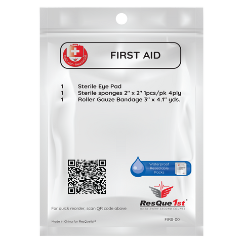 Picture of Quick Aid® Small First Aid Refill Pack
