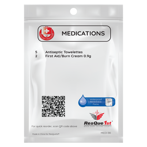 Picture of Quick Aid® Small Medications Refill Pack