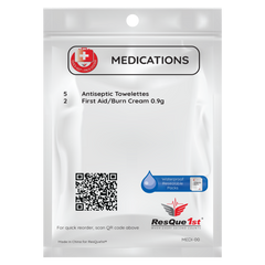 Quick Aid® Small Medications Refill Pack