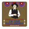 I'm Your Huckleberry Patch - Blacklist Industries  - 2