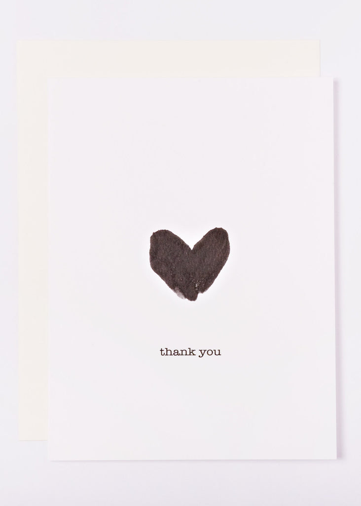 thank you, ink heart