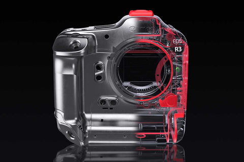 Dust and drip resistance equal to the EOS-1D X Series