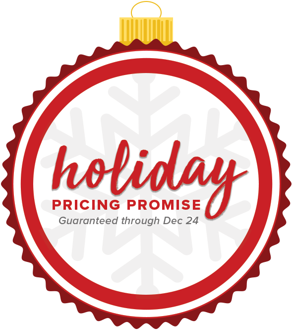 Holiday Price Protection