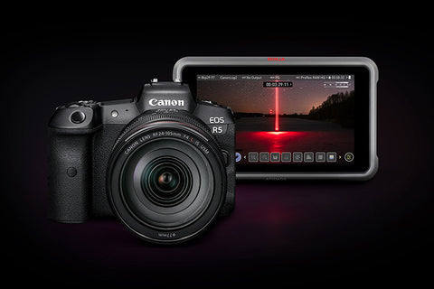 Ready for the future Starting with the Canon R5