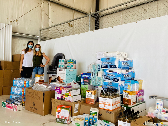 navajo nation relief project