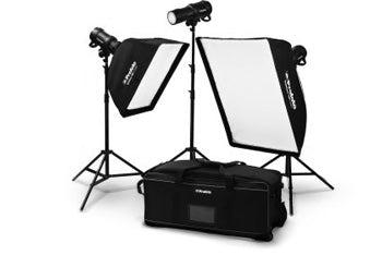 studio strobe lighting