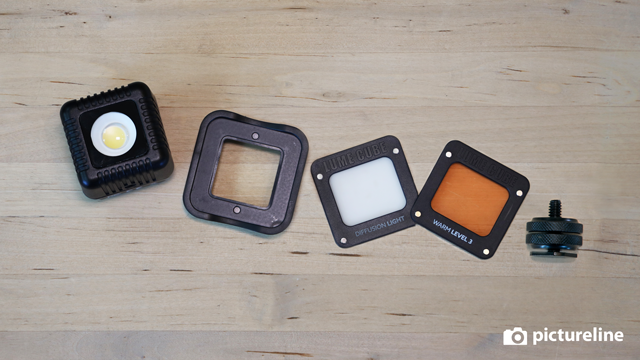 lume cube accesories