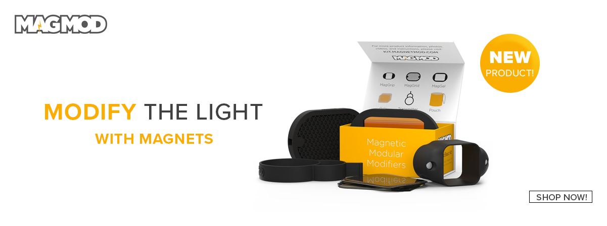 Magmod Light Modifiers