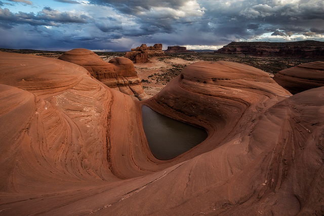 Image by Phill Monson of Utah Landscape